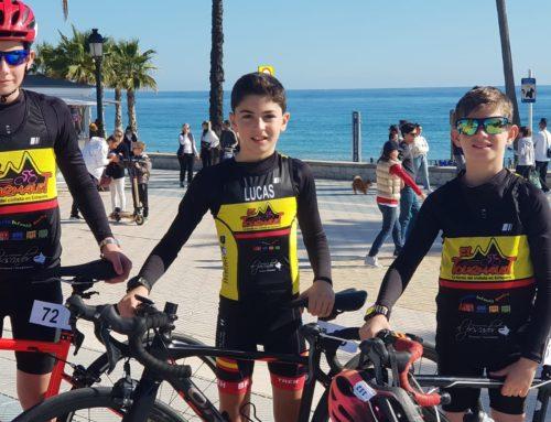 Campeonato de Andalucía duatlón en Marbella